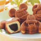 61021380 【東京名産】ミッキーマウス 人形焼 こしあん 12個入り
