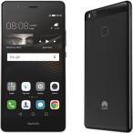 Huawei VNS-L22-BK_simSET 【OCN モバイル ONE 音声対応SIMセット】HUAWEi P9 lite SIMフリースマートフォン ブラック (VNSL22BK_simSET)