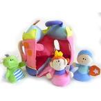 廃番在庫限り 知育玩具 RUSS プリンセス キャッスル[RUSS]アニマルハウスシリーズ女の子向け出産祝いギフト