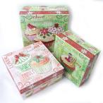 [Punch Studio]パンチスタジオ スクエアボックスセット カップケーキクリスマス・カード・小物入れ・ラッピング・ギフトBOX