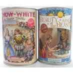PRINCESS MUSEUM 缶詰パン プリンセスミュージアムパン長期保存・パン・備蓄用・白雪姫・美女と野獣