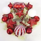 ショッピングクリスマスリース クリスマス リースSSキャンディースゥイーティー冬リース[その他]クリスマス