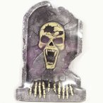 ハロウィン ウォールデコ 墓石ディスプレー・壁飾り・装飾