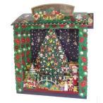 クリスマスライト&メロディカード 「きよしこの夜」 [Sanrio]サンリオ・メッセージカード・立体カード・クリスマス