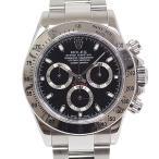 ロレックス ROLEX メンズ腕時計 コスモグラフ デイトナ 116520 F番 2004年製 ブラック文字盤 OH済 中古