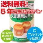 【5年備蓄非常用保存パン】 あすなろパン 【プチヴェール味】【1缶2個入り×24缶セット】