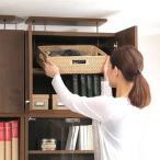 本棚 食器棚 用 上置き 60cm CD DVD 整理棚 コミック マンガ 本 書類 木製 本棚 扉付 シェルフ ラック 棚 モダン