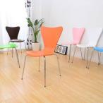 ダイニングチェア スタッキング 積み重ね (4脚セット) 椅子 チェア イス いす 椅子 フロアチェア パソコンチェア オフィスチェア ハイバック ダイニングチェア