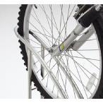 ショッピング自転車 自転車スタンド サイクルスタンド 自転車ラック 自転車デイスプレイラック サイクルラック 自転車 スタンド (H=ハイタイプ):clrks2n-h