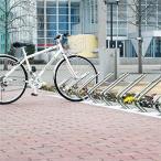 ショッピング自転車 自転車スタンド サイクルスタンド 自転車ラック 自転車デイスプレイラック サイクルラック 自転車 スタンド(クリップ型、床付けタイプ)