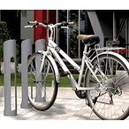 ショッピング自転車 サイクルスタンド 自転車スタンド 自転車ラック(自転車マーク無しタイプ):d-na-pm