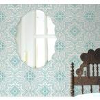 ショッピング壁掛け 壁掛け鏡 壁掛けミラー ウォールミラー 姿見 姿見鏡 クリスタルミラー シリーズ(クレスト):スーパークリアーミラー(超透明鏡) デラックスカットタイプ
