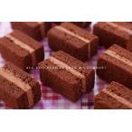 ハロウィン スイーツ みちのくガナッシュサンド12個入 チョコレートケーキ ギフト