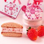 春ギフト スイーツ 八幡平の樹氷いちご6個入 焼き菓子 ストロベリー  お取り寄せ お祝 プレゼント 手土産