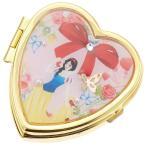 アクセサリーケース 小物ケース 白雪姫 プリンセス つけまケース ピルケース コンパクト 鏡付き