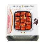 (まとめ)K&K 缶つまレストラン 厚切りベーコンプレーン缶〔×10セット〕
