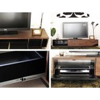テレビ台 テレビボード 180 ローボード tvボード 完成品 日本製 国産 天然木 和風 収納付き Vanity BR