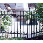 Park avenue fence フェンス ガーデン ヨーロピアン 庭 高級感