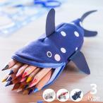 DONKEY PRODUCTS(ドンキープロダクツ) HELLO FISH! ペンケース ふで箱 おさかなペンケース 魚 コイ ポーチ 小物入れ 化粧ポーチ