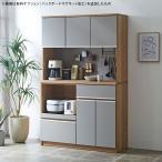 ショッピング完成品 完成品 日本製 大手通販ランキングNo.1独占中の食器棚 レンジ台 ナポリ 幅116.3cm