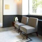 カフェパーソナルチェア 北欧 ミッドセンチュリー 1Pソファ国産ソファー店舗用ソファー木色2色celebes