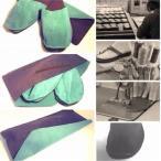 ショッピング携帯 携帯スリッパ洗えるおしゃれトラベルスリッパ 生産数限定/グッドデザイン国内産・スエード調origami-mint