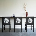 準和風デザイン飲食店椅子 ダイニングチェア業務用家具店舗用家具 satori