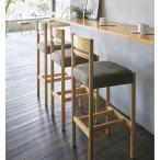 カウンターチェア飲食店椅子シンプルコンパックト設計