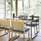 座敷テーブル高62cm和風飲食店座敷カーペット専用テーブル4人サイズ竹天板3色 業務用店舗用 st904m-ct454