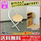 『折りたたみチェア』(OT-300)幅36cm 奥行き38.5cm 高さ67cm 座面高さ46.5cm送料無料 コンパクト収納の折り畳み椅子(折り畳みチェアー)