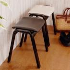 座椅子 座いす 座イス スタッキングチェア チェアー スツール 正座椅子 高座椅子 補助椅子 和風 和室 積み重ね 収納可能 合成皮革 おしゃれ 省スペース