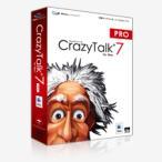 SAHS-40863 AHS CrazyTalk 7 PRO for Mac お取り寄せ 【小型】
