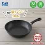 軽量・高熱効率フライパン(28cm) |貝印 フライパン