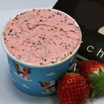 アイスクリーム いちごチョコチップ