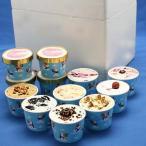 ショッピングアイスクリーム アイスクリームギフトセット 12個入り 贈答品 お中元 お歳暮 プレゼント カップアイスセット 詰め合わせ 返礼 ジェラート