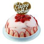 おめでとう春のアイスケーキ 桜とベリーのタルト 誕生日 バースデイ 誕生会 ホームパーティー プレゼント カード付き アイスクリーム 魁ジェラート