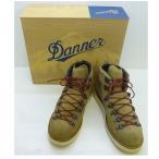 【中古】Danner MOUNTAIN LIGHT 45500X ダナー マウンテンライト タンスエード 8 1/2 約26.5cm【橿原店】【H】