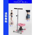 送料無料 アクティブダンサー ダンス/フィットネス/エクササイズ 振動させる全身筋力運動