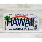 【クリックポスト対応】ハワイ直輸入 ハワイアンナンバープレート インテリア雑貨HAWAII数量限定品 ハワイ雑貨 ハワイアンインテリア