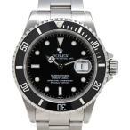 残価据置型クレジット月々13000円コース対象 ロレックス ROLEX サブマリーナ 腕時計 自動巻き SS メンズ 【中古】