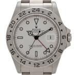 残価据置型クレジット月々12000円コース対象 ロレックス ROLEX エクスプローラー 2 腕時計 自動巻き SS メンズ 【中古】
