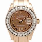 ROLEX ロレックス パールマスター 29 自動巻き 腕時計 80285NR  中古 腕時計