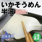 北海道いかそうめん 半波  10枚 / トナミ食品 北海道産 イカ いかさし 刺身 業務用