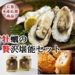 牡蠣の贅沢堪能セット 三養水産 宮城 石巻 ギフト 海鮮