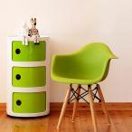 イームズ キッズチェア アームシェルチェア 肘付き 子供用 デザイナーズ 椅子 子供部屋 リプロダクト