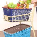 环保袋 - レジカゴ MAHALOBASKET (マハロバスケット) かご バスケット エコバッグ バッグ ECOバッグ エコロジーバッグ