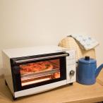 Pieria オーブントースター DOT-1505 ピザ 食パン 4枚 価格 キッチン用品 調理器具シンプル