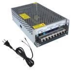 Kaito6775(100個) ACアダプタ 20A AC100V-DC12V メタル製