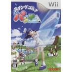 【送料無料】【中古】Wii スイングゴルフ パンヤ ソフト