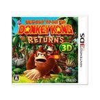 【送料無料】【中古】3DS ドンキーコング リターンズ ソフト